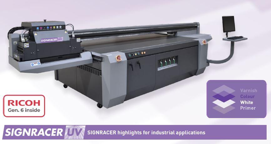 Le nuove frontiere della stampa UV Led per il settore industriale