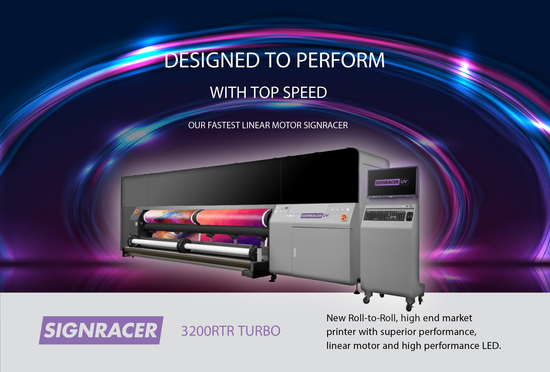 La nuova Signracer 3200 Turbo RTR è arrivata in showroom!